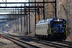 SEPTA at CP Wood on the CSX Trenton Sub