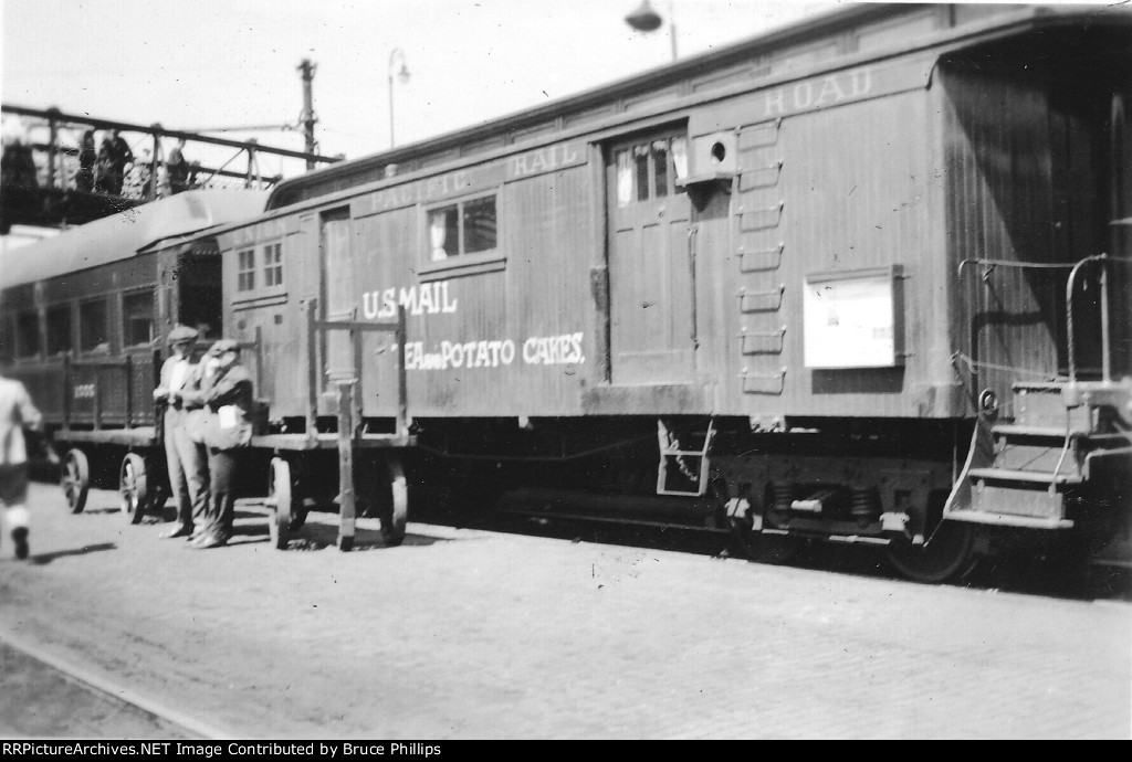 UP Rolling Stock from Cecil B DeMilles film Union Pacific - 1939