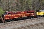 NS 8102 Heritage of Pennsylvania Railroad on home rail