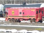 WNYP 300 Caboose