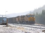 UP 6716 OLS Pushers at Moffat Tunnel