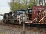 NS Has Erie Switcher
