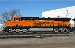 BNSF 6858 Side
