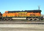 BNSF 6601 Back