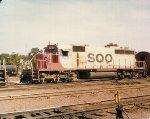 SD40-2 #763