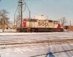 SD40-2 #768