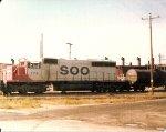SD40-2 #774