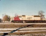 SD40-2 #775