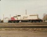 SD40-2 #782