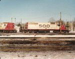 SD40-2 #788