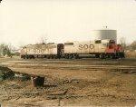 GP38-2 #4410 & FP-7A #2500-A