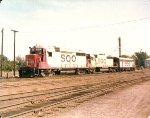 GP-30#715, SD40-2 & F-7A