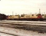 U-30C #806 & SD40-2