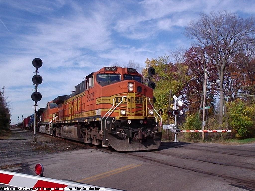 BNSF 5302