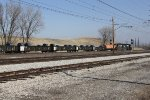 NS 7037 and NS 5803 - Norfolk Southern