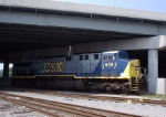 CSX 619 in Portsmouth