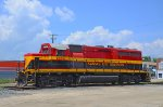KCS Gulfport on a lazy Sunday