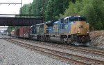 CSX SD70ACe #4849 on Q439-04