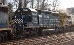 HLCX SD40-2 #7171 on Q439-04