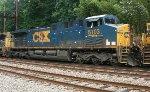CSX AC4400CW #5103 on Q410-16