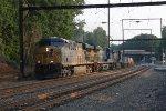 CSX ES40DC #5441 on Q034-18