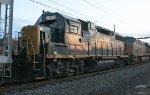 CSX GP38-2 #2628 on Q439-05