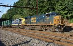 CSX ES40DC #5302 on Q703-23