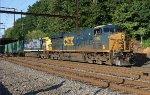 CSX ES40DC #5302 on Q703-23