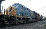 CSX ES40DC #5363 on Q034-30