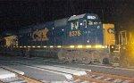 CSX SD40-2 #8376 on Q438-13