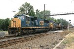 CSX SD70MAC #4778 on Q438-10