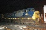 CSX AC4400CW #169 on Q410-02