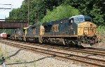 CSX ES44AC #729 on Q409-16