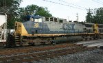 CSX AC4400CW #38 on Q417-16