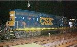 CSX GP38-2S #6159 on C746-16