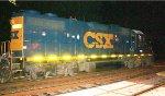 CSX GP38-2 #2717 on C746-16