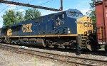 CSX ES40DC #5411 on Q300-24