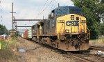 CSX AC4400CW #152 on Q417-26