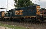 CSX GP38-2 #2717 on C770-26