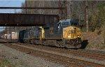 CSX ES40DC #5457 on Q439-30