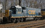 CSX GP15-1 #1549 on Q439-30