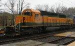 HLCX SD40-2 #7903 on Q703-31
