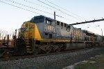 CSX AC6000CW #687 on Q191-06