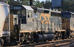CSX GP38-2S #4418 on Q439-08