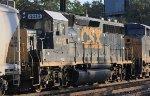 CSX GP38-2S #4418 on Q439-08