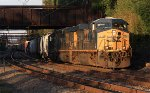 CSX ES40DC #5349 on Q439-08