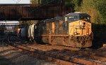CSX ES40DC #5349 on Q439-08