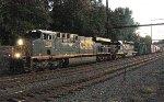 CSX ES44AC #856 on Q438-05