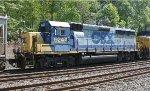 CSX GP40-2 #6244 on Q439-29