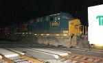 CSX AC6000CW #669 on Q740-21